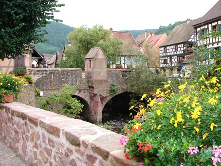 Kaysersberg - Photo Bertheville - Gite-en-Alsace