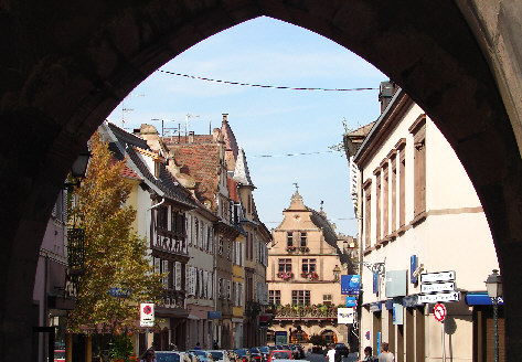 Molsheim - Photo Bertheville - Gite en Alsace