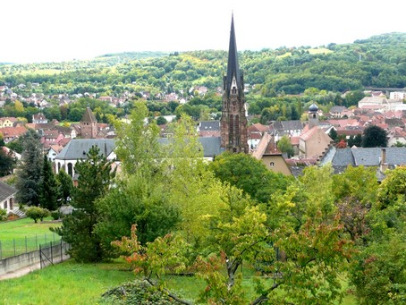 Mutzig - Photo A.Rouillon - Gite en Alsace