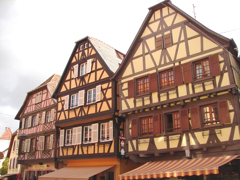 Obernai - Centre Ville - Photo Bertheville - Gite en Alsace