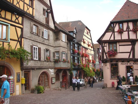 Riquewihr - Photo Bertheville - Gite en Alsace